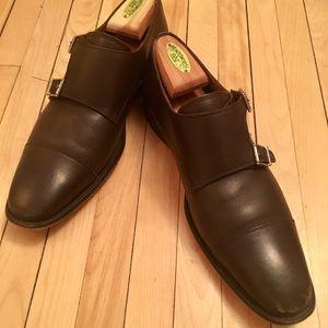 Florsheim Monk Toe Dress Shoes